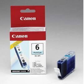 Datasheet Tinte CANON BCI-6 PC (4709A018)