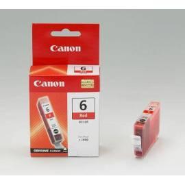 Tintenpatrone CANON BCI6R (8891A010) Gebrauchsanweisung