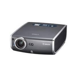 Bedienungshandbuch Projektor CANON XEED SX7 Markii (4233B005)