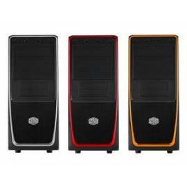 COOLER MASTER Case Miditower Elite 311 (RC-311-RKN1) rot