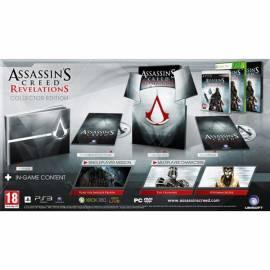 HRA MICROSOFT Xbox Creed Revelations Sammler Ed (USX200824) Gebrauchsanweisung