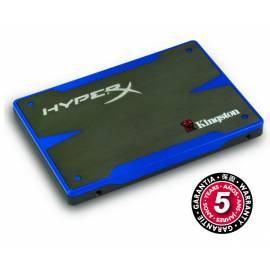 Tought Festplatte KINGSTON HyperX 240 GB (SH100S3 / 240G) Gebrauchsanweisung