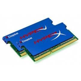 Speichermodul KINGSTON 4 GB DDR3-1600 (KHX1600C9S3K2/4GX) Gebrauchsanweisung