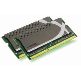 Speichermodulen KINGSTON 8 GB DDR3-1600 (KHX1600C9S3P1K2/8 g) Bedienungsanleitung