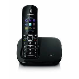 Telefon PHILIPS CD6801B zu Hause Gebrauchsanweisung
