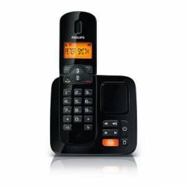 Handbuch für Telefon PHILIPS CD1861B zu Hause