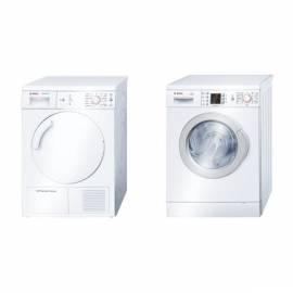 PDF-Handbuch downloadenSet Bosch-Waschmaschine + Trockner WTW 28465BY WAE 84160BY