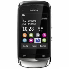 Handy NOKIA C2-06 (002Z1D7) - Anleitung
