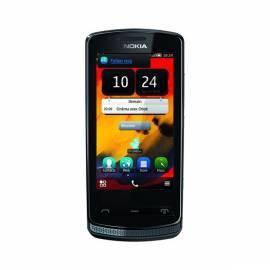 Benutzerhandbuch für Handy NOKIA 700 (002X3W4) grau