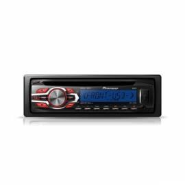 Benutzerhandbuch für Autoradio Pioneer DEH-140UBB, CD/MP3