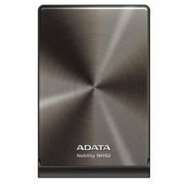 Bedienungshandbuch externe Festplatte A-DATA NH92 1TB, USB 2.0 (ANH92-1TU-CSV)