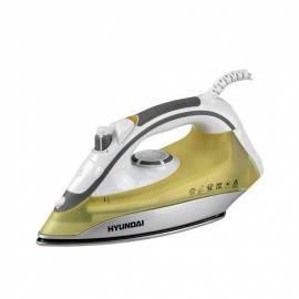 HYUNDAI SI302Y Eisen grau/gelb Gebrauchsanweisung