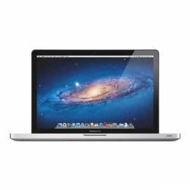 PDF-Handbuch downloadenNotebook APPLE MacBook Pro 17'' i7-2.2 GHz /4GB/750GB/DVD? RW/Radeon 6750/Löwe/CZ (MC725CZ/A)