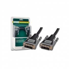Service Manual DIGITUS DVI-D (24 + 1), 2 x Ferrit, SL,/grey 2 m blister (DB-229759)-(202230367) in