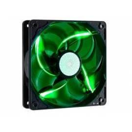 Benutzerhandbuch für Zusätzlicher Lüfter COOLER MASTER SickleFlow 120 x 120, lange Lebensdauer, grün (R4-L2R 20AG R2)