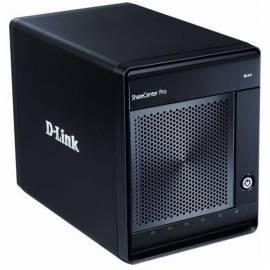 D-LINK Netzwerkspeicher DNS-1100-04 - Anleitung
