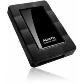 externe Festplatte A-DATA 500 GB USB 3.0 Superior Serie SH14 (ASH14-500GU3-CBK) schwarz Gebrauchsanweisung