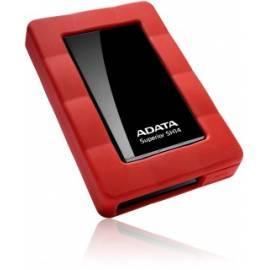 Bedienungshandbuch externe Festplatte A-DATA 500 GB USB 3.0 Superior Serie SH14 (ASH14-500GU3-CRD) rot