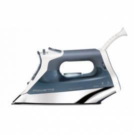 ROWENTA DW8110D1 Bügeleisen-grau/weiß - Anleitung