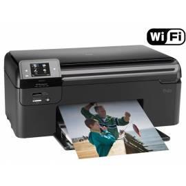HP Photosmart eWiFi (CN245B # BGW)-die Ware mit einem Abschlag (202239116) Gebrauchsanweisung
