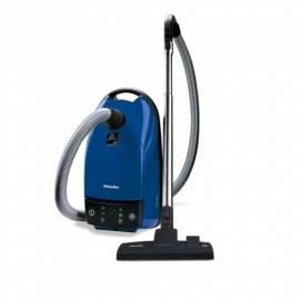 Bedienungshandbuch Boden Sie Staubsauger MIELE Electronic 3800 blau