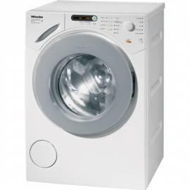 Waschvollautomat MIELE W 1712 Softtronic weiß Bedienungsanleitung