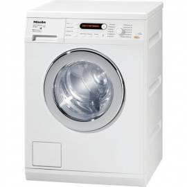 Benutzerhandbuch für Waschvollautomat MIELE W 5841
