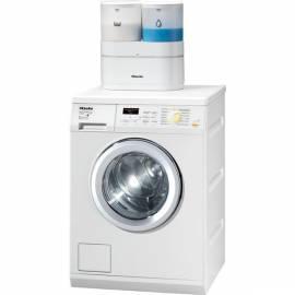 Waschvollautomat MIELE W 5967 WPS - Anleitung