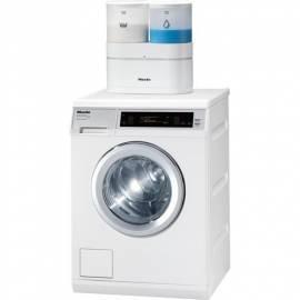Benutzerhandbuch für Waschvollautomat MIELE W 5000 WPS