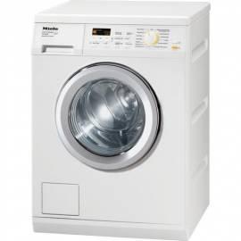 Bedienungsanleitung für Waschvollautomat MIELE W 5965 WPS