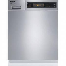Datasheet Waschvollautomat MIELE W 2859i WPM