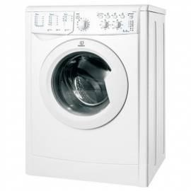 Waschmaschine Indesit IWSC 5105 (USA) Bedienungsanleitung