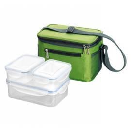 Lebensmittel-Container für Lebensmittel TESCOMA Freshbox Freshbox 892244 grün - Anleitung