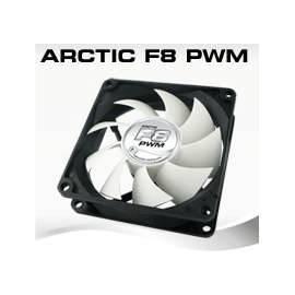 Bedienungsanleitung für Zusätzlicher Lüfter ARCTIC COOLING F8 PWM (8-7276700263-0)