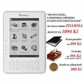 Bedienungsanleitung für EREADING-Book-Reader EB 6000
