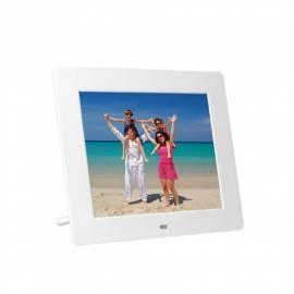 Bedienungshandbuch Elektronische Fotoframe HYUNDAI LF 480 D