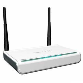 Router WiFi W306R Zelt-N 300, 4xLAN, 2 x extern Ant.