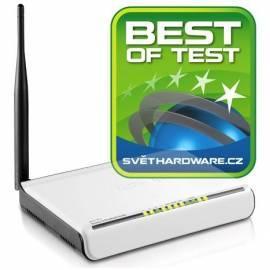 Benutzerhandbuch für W311R + Router Zelt WiFi-N 150, 4 X LAN, 1 x extern Ant