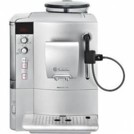 Handbuch für BOSCH Espresso TES50321RW silver