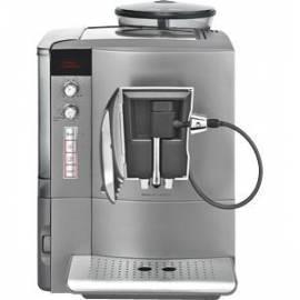 BOSCH Espresso TES50621RW silver Bedienungsanleitung