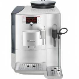 BOSCH Espresso TES70121RW silver - Anleitung