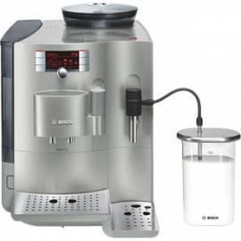 Bedienungsanleitung für BOSCH Espresso TES70321RW silver