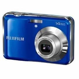 PDF-Handbuch downloadenDigitalkamera FUJI AV200 blau