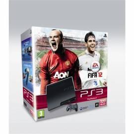 Handbuch für Spielekonsole Sony PS3 320 GB + FIFA 11 (PS719213611)