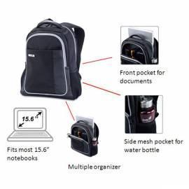 Rucksack für Laptop GENIUS GB - 1520C (31280043101) - Anleitung