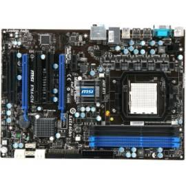 Datasheet Motherboard MSI 870A-G54 (870A-G54 (FX))