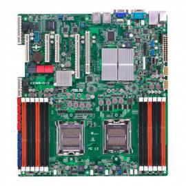 Motherboard ASUS KCMR-D12 (90-MSVD81-G0UAY00Z) - Anleitung