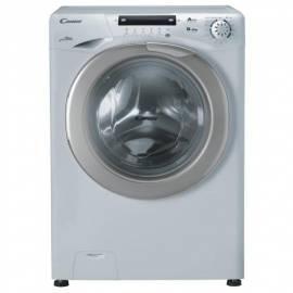 Handbuch für Waschmaschine mit Trockner Trockner CANDY EVOW 4853 (D)