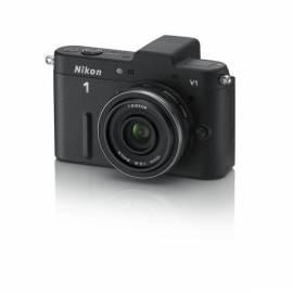 Bedienungsanleitung für NIKON Digitalkamera 1 V1 + 10 mm F 2.8 schwarz