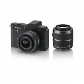 Datasheet Digitalkamera NIKON 1 V1 + 10-30 VR 30-110 VR schwarz